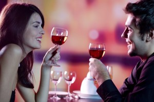 Bauturi alcoolice la prima intalnire Sigur, dar cu masura!